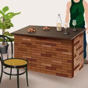 Bar En Brique by Comment Fabriquer Un Bar En Brique Ooreka