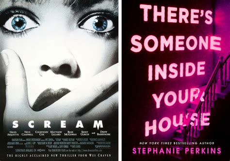 theres someone inside your 8 scary books for teens based on movies penguin teen