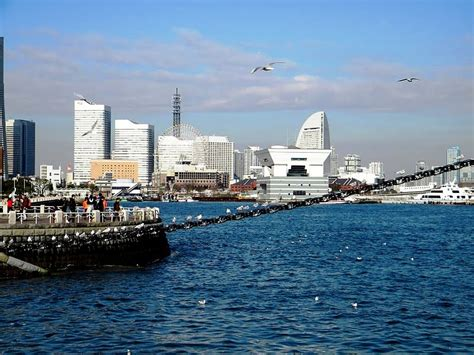 best japanese cities to visit yokohama the best cities to visit in japan
