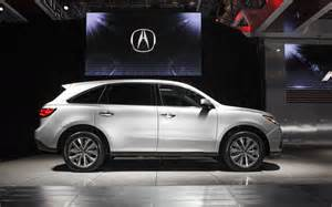 2014 acura mdx look automobile magazine
