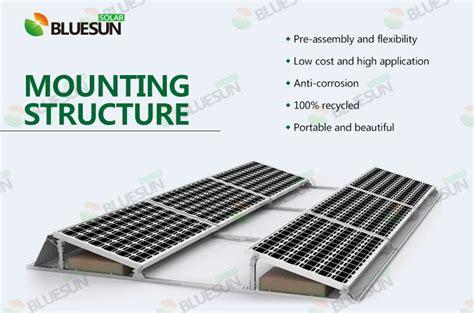 Konektor Mc4 Untuk Solar Panel 10 Pasang membeli panel surya atap mount dan sistem rak produsen profesional panel surya atap mount dan