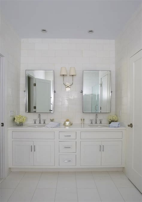 built in bathroom vanities built in double vanity transitional bathroom lynn