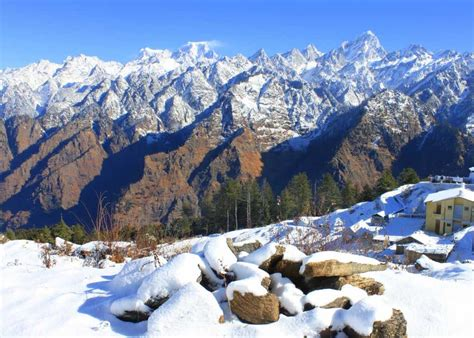 auli tourism travel guide  attractions tours