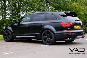 audi q7 22 inch wheels abt audi q7 pictures johnywheels