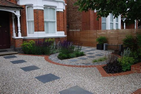 Front Garden Driveway Design Ideas Stylish Front Garden In West Shoot
