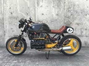 Bmw K1 Bmw K1 Cafe Racer By Zweiger Bmw K1 Cafe Racer