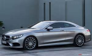 new mercedes s class coupe officially revealed