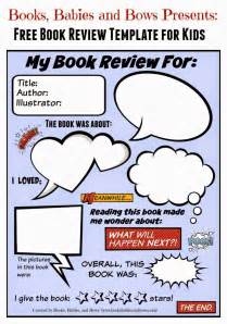 Book Report Ideas For Kids 25 Best Ideas About Book Review Template On Pinterest
