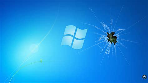 Broken Desktop Wallpaper Hd