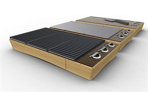 Grill Plate For Induction Cooktop bloc on behance