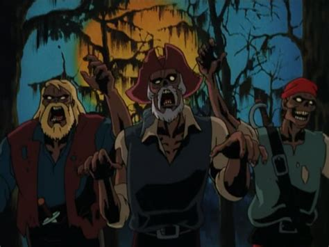 behind the voice actor goblin slayer zombies scooby doo on zombie island scoobypedia