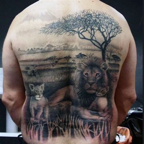 tattoo family lion 100 family tattoos for men commemorative ink design ideas