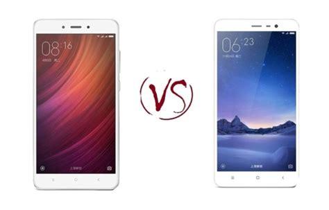 Dan Spesifikasi Hp Xiaomi Redmi Note 3 Di Indonesia spesifikasi dan harga xiaomi redmi note 4 vs redmi note 3