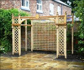 Trellis Design Plans by Home Garden Ideas Popular Garden Trellis Styles