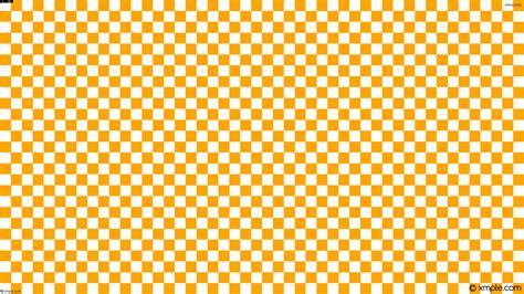 orange and white l wallpaper checkered orange white squares ffffff ffa500