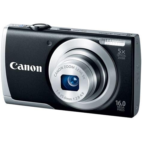 Kamera Canon Powershot A2600 canon powershot a2600 digital black 8157b001 b h photo
