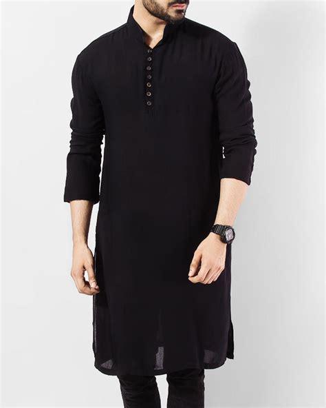 Kurta Pattern For Mens 2015   black kurta patterns for men www pixshark com images