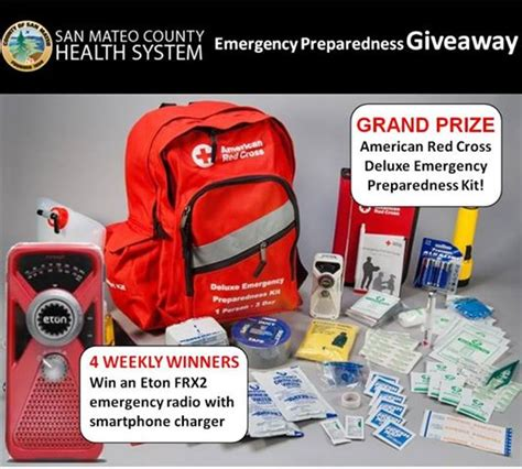Emergency Preparedness Giveaways - loma prieta earthquake 24 years later where were you are you better prepared today