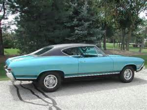 buy used 1968 chevrolet chevelle malibu ss in deshler