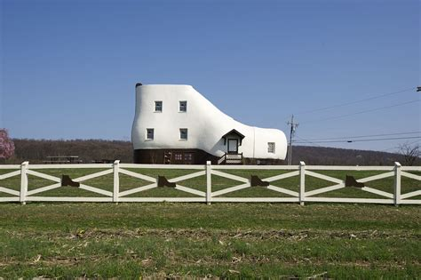 shoe house hellam pa the 30 weirdest roadside attractions in america road trip