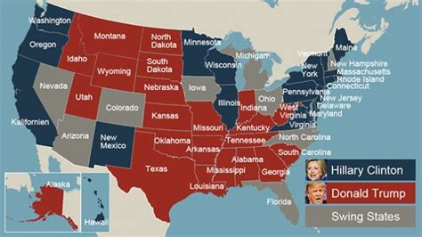 Us Wahl 2016 Donald Wirft - us wahl 2016 auf die quot swing states quot kommt es an archiv