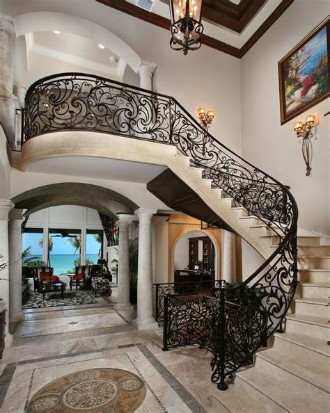 mediterranean style wealth and luxury grand mansions 19 extraordinary railing designs to beautify your internal
