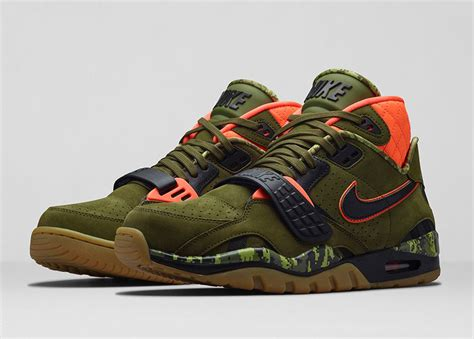bo jackson basketball shoes nike air trainer sc ii quot bo and arrows quot sneakernews