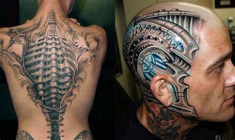 unbelievable realistic cyborg tattoo tattoo com