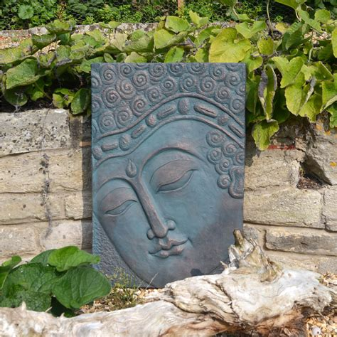 Buddha Wall Plaque Europa Leisure Uk Garden Wall Plaques