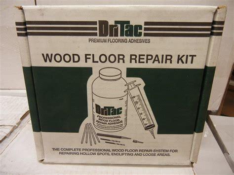 """DriTac """"Green"""" Engineered Wood Floor Repair Kit   Carolina"""