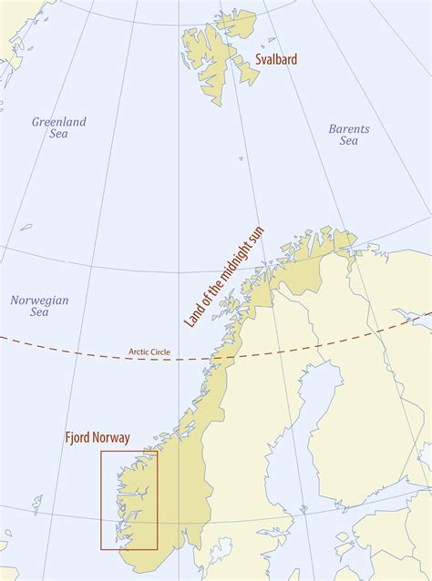 fjord in english fjords and midnight sun in one week official travel