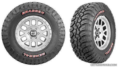 general grabber letter unpaved testing the new general grabber x3 tire recoil 1256