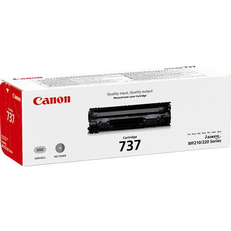 Toner The Shop canon 737 toner cartridge canon deutschland shop