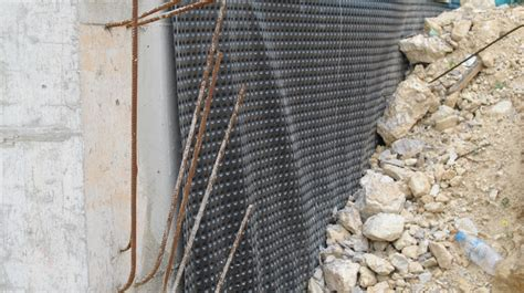 hydrostatic pressure basement external basement waterproofing without hydrostatic pressure thrakon