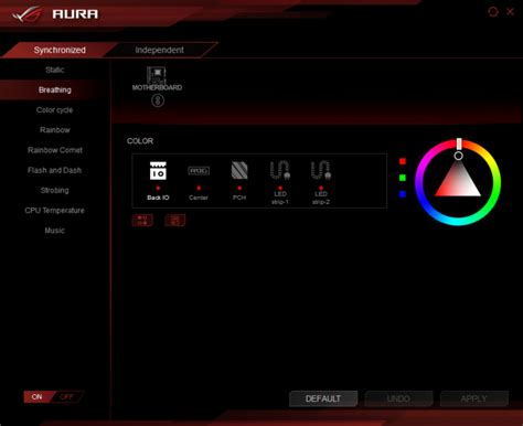 asus aura sync fans color the many rgb lighting solutions