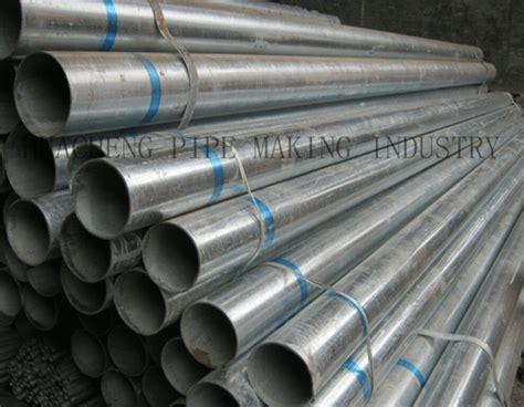 Drawing Quality Steel by Kaltes Zeichnungs E355 Galvanisiertes Stahlrohr
