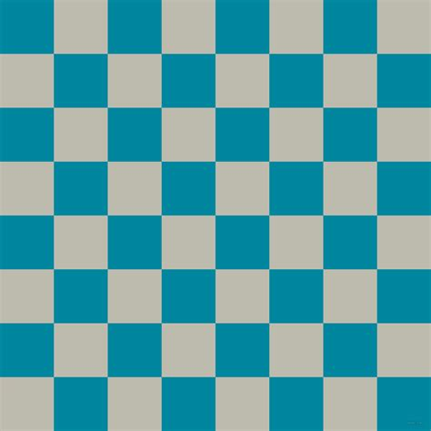 eastern blue and grey nickel checkers chequered checkered squares seamless tileable 236c3w