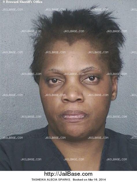 Records Ta Florida Tasheika Alecia Sparks Arrest History