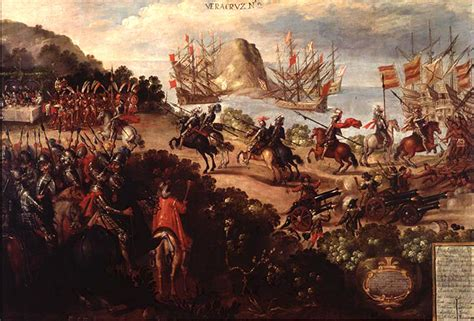 the new spaniards conquest of mexico paintings exploring the early americas exhibitions library of congress