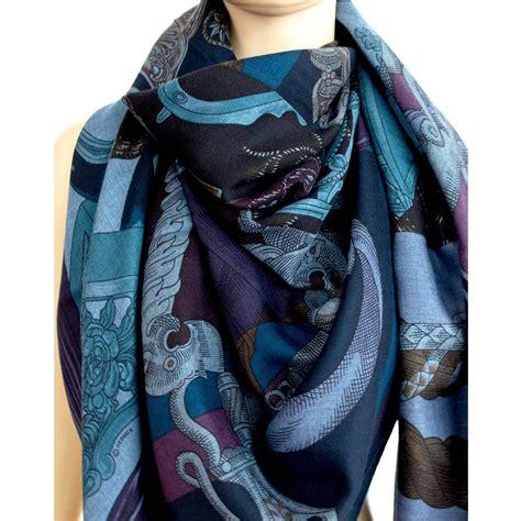 Hermes Satin Shawl hermes cavalleria d etriers silk shawl scarf gm
