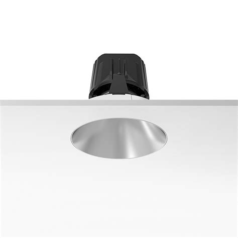 fixed trimless recessed ceiling light flos architectural