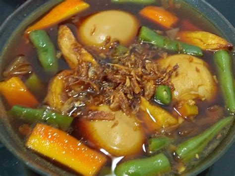 resep masakan indonesia resep semur telur