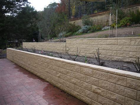 Retaining Walls Melbourne Cm Landscaping Garden Wall Melbourne