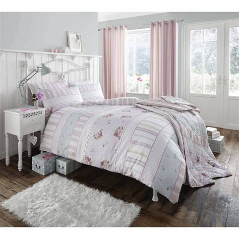 catherine lansfield city scape travel themed bedroom catherine lansfield vintage twin pack bedding set pink