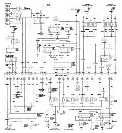 fuel pump relay diagram third generation f body