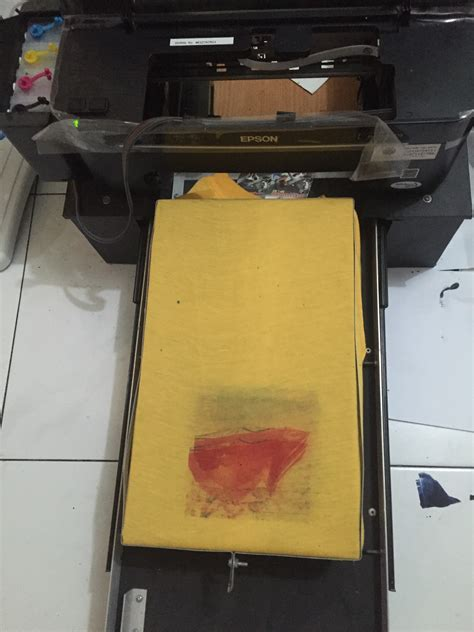 Printer Dtg Epson T13 jual printer dtg epson t13 2nd bekas printer epson