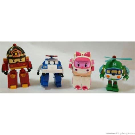 Robocar Poli Figure robocar poli transformation robot figures