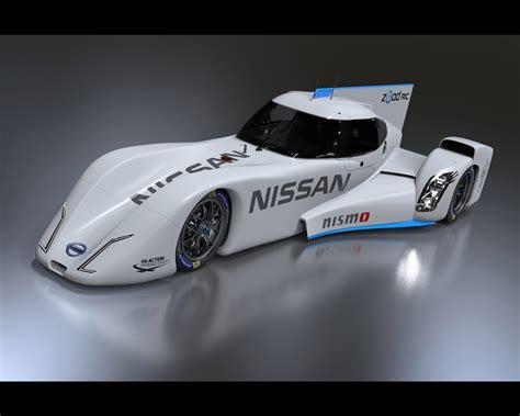 nissan nismo race car nissan le mans electric car