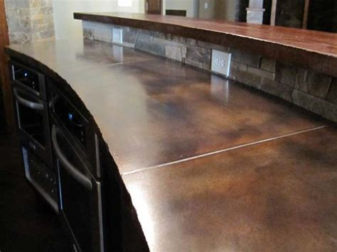 Concrete Counter Tops   In Decorative Concrete