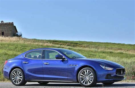 Maserati Msrp 2014 Lusso Has A Price 2014 Maserati Ghibli Msrp Announced